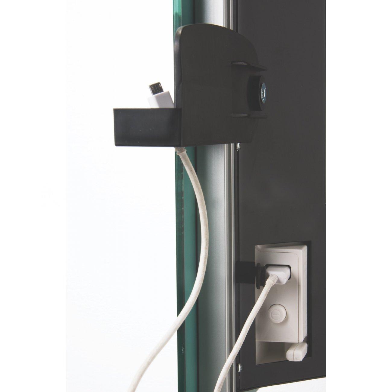 Spiegel infrarotheizung mit turbo funktion for Spiegel infrarotheizung