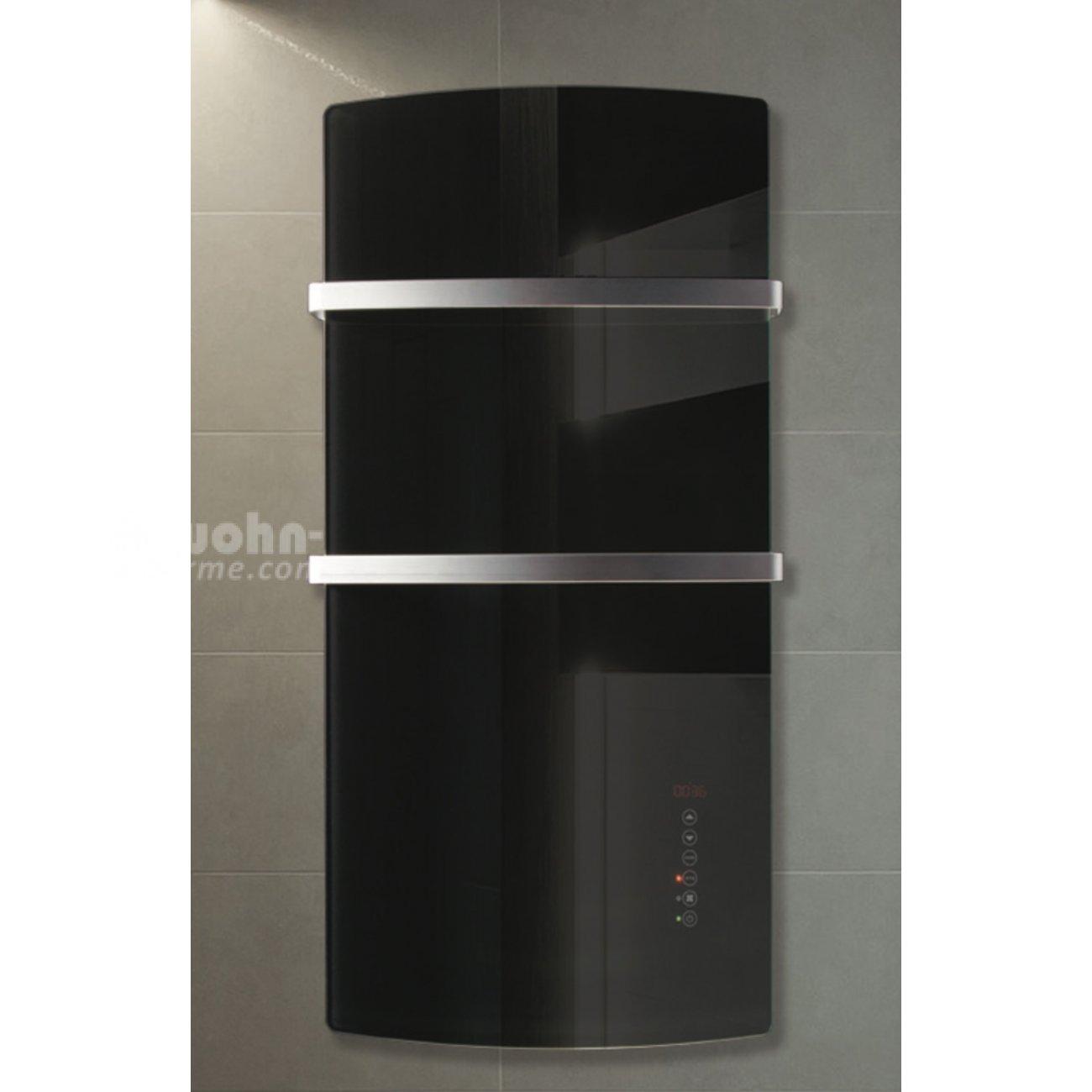 glas infrarotheizung mit turbo funktion. Black Bedroom Furniture Sets. Home Design Ideas