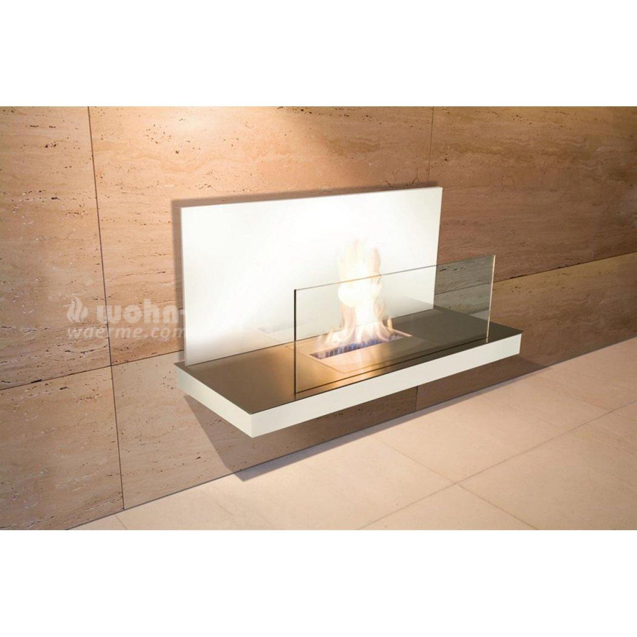 radius ethanol wandkamin wall flame ii. Black Bedroom Furniture Sets. Home Design Ideas