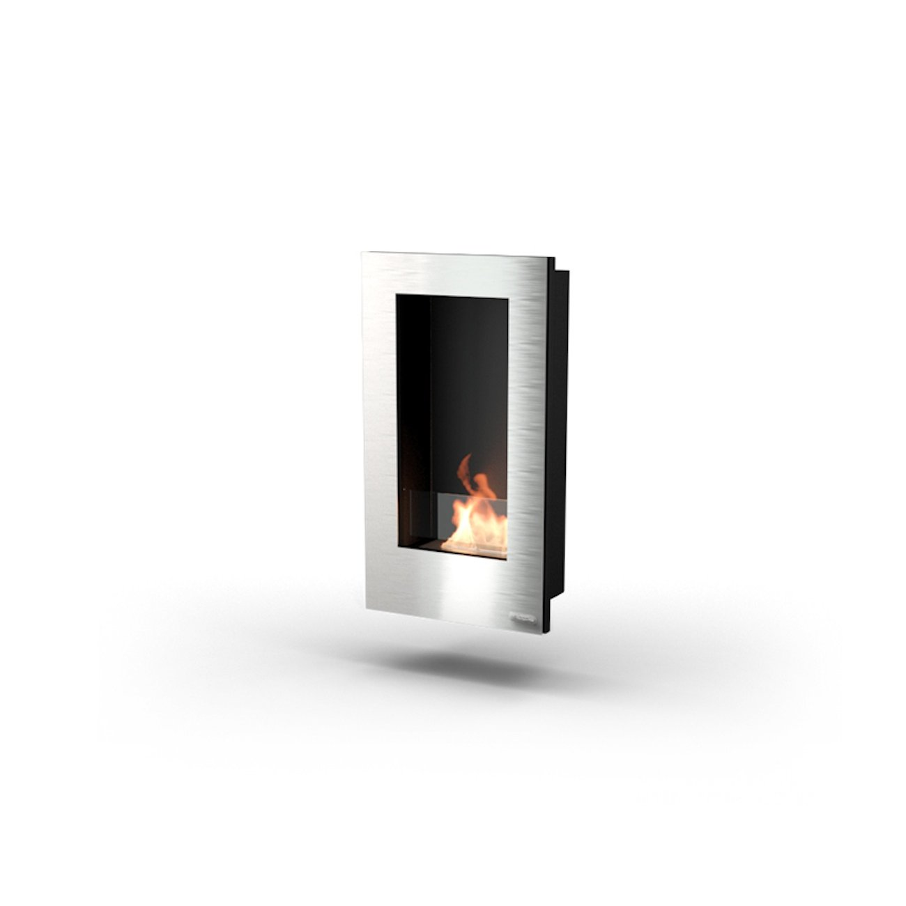 design bioethanol wandkamin glammfire tango. Black Bedroom Furniture Sets. Home Design Ideas