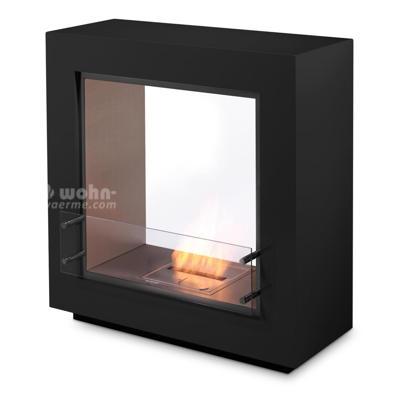 design ethanol stand kamin ecosmart fusion. Black Bedroom Furniture Sets. Home Design Ideas