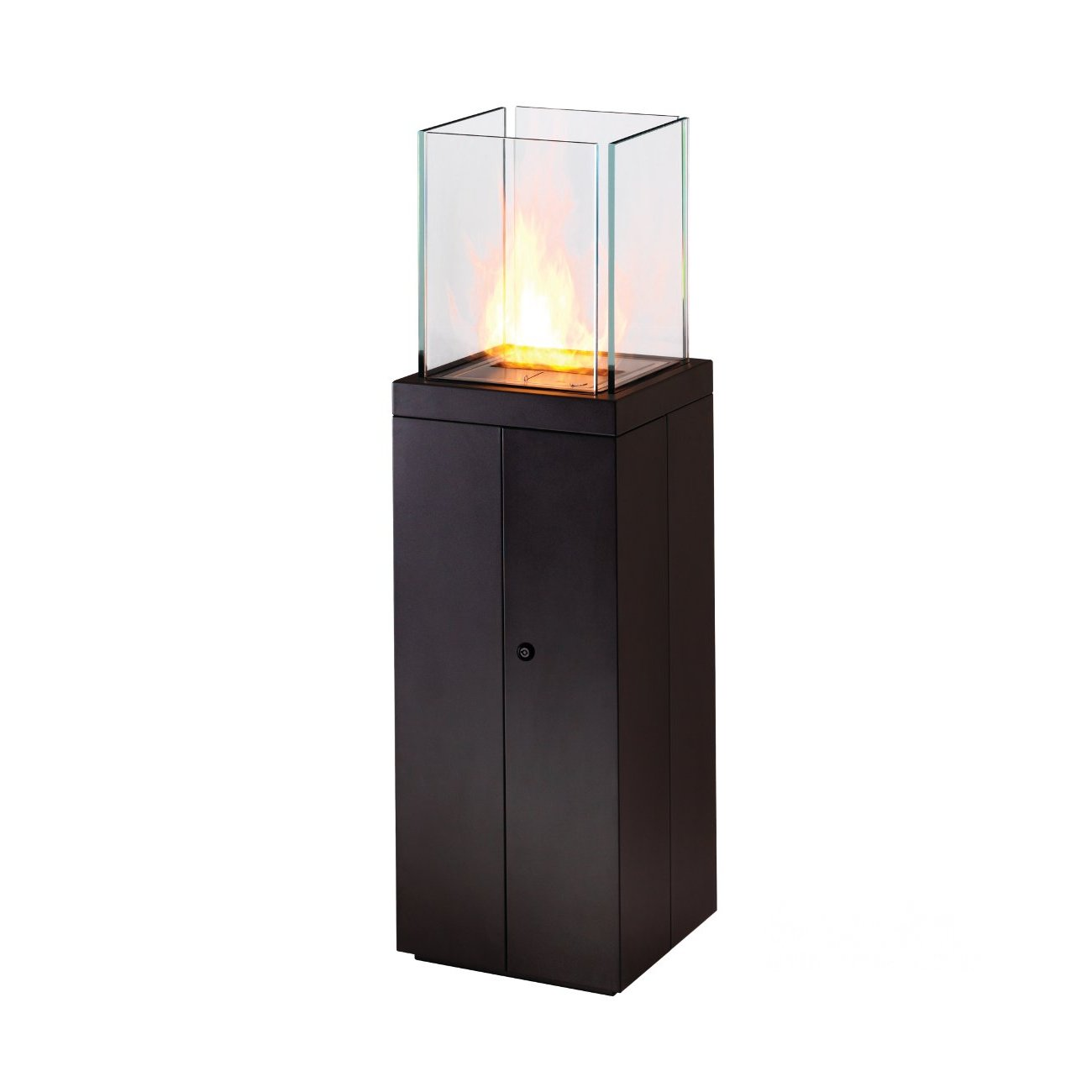 ecosmart outdoor ethanol feuer the tower. Black Bedroom Furniture Sets. Home Design Ideas
