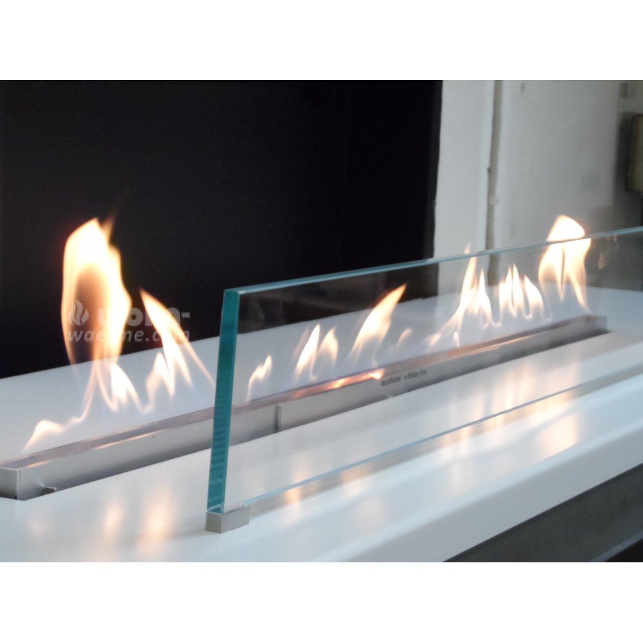 einbau ethanolkamin decoflame e ribbon. Black Bedroom Furniture Sets. Home Design Ideas