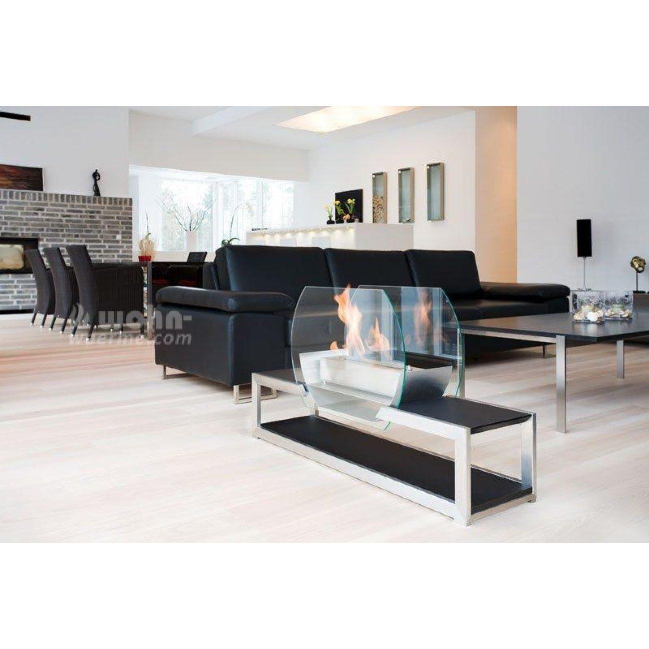 stand ethanolkamin decoflame chicago. Black Bedroom Furniture Sets. Home Design Ideas