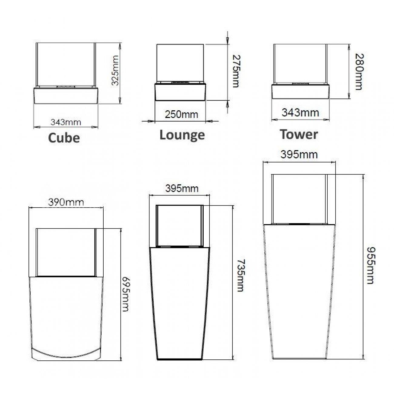 outdoor ethanol kamin decoflame nice f r die terrasse. Black Bedroom Furniture Sets. Home Design Ideas