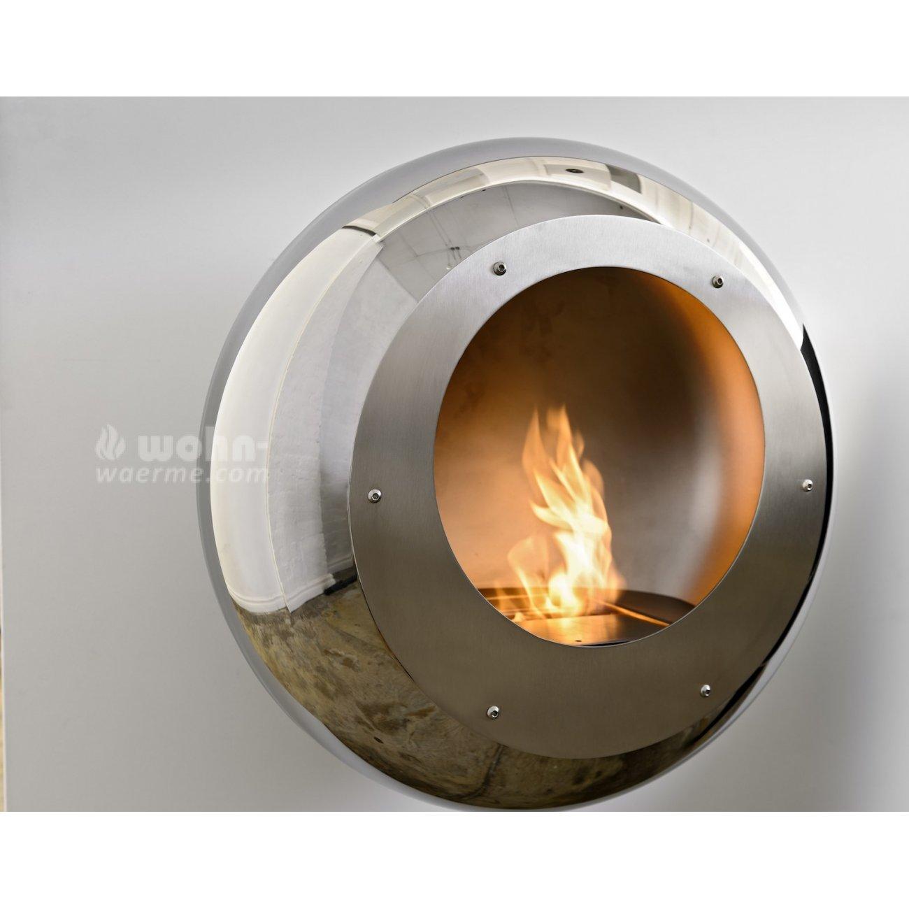 cocoon fires vellum design ethanolkamin f r die wand. Black Bedroom Furniture Sets. Home Design Ideas