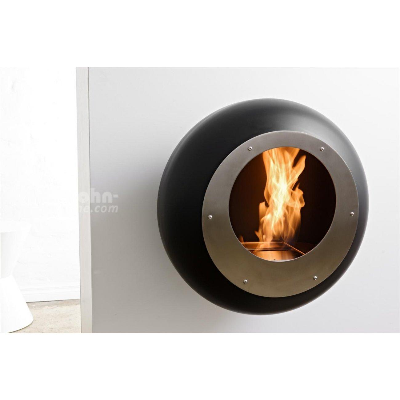 cocoon wandkamin vellum mit ethanol. Black Bedroom Furniture Sets. Home Design Ideas