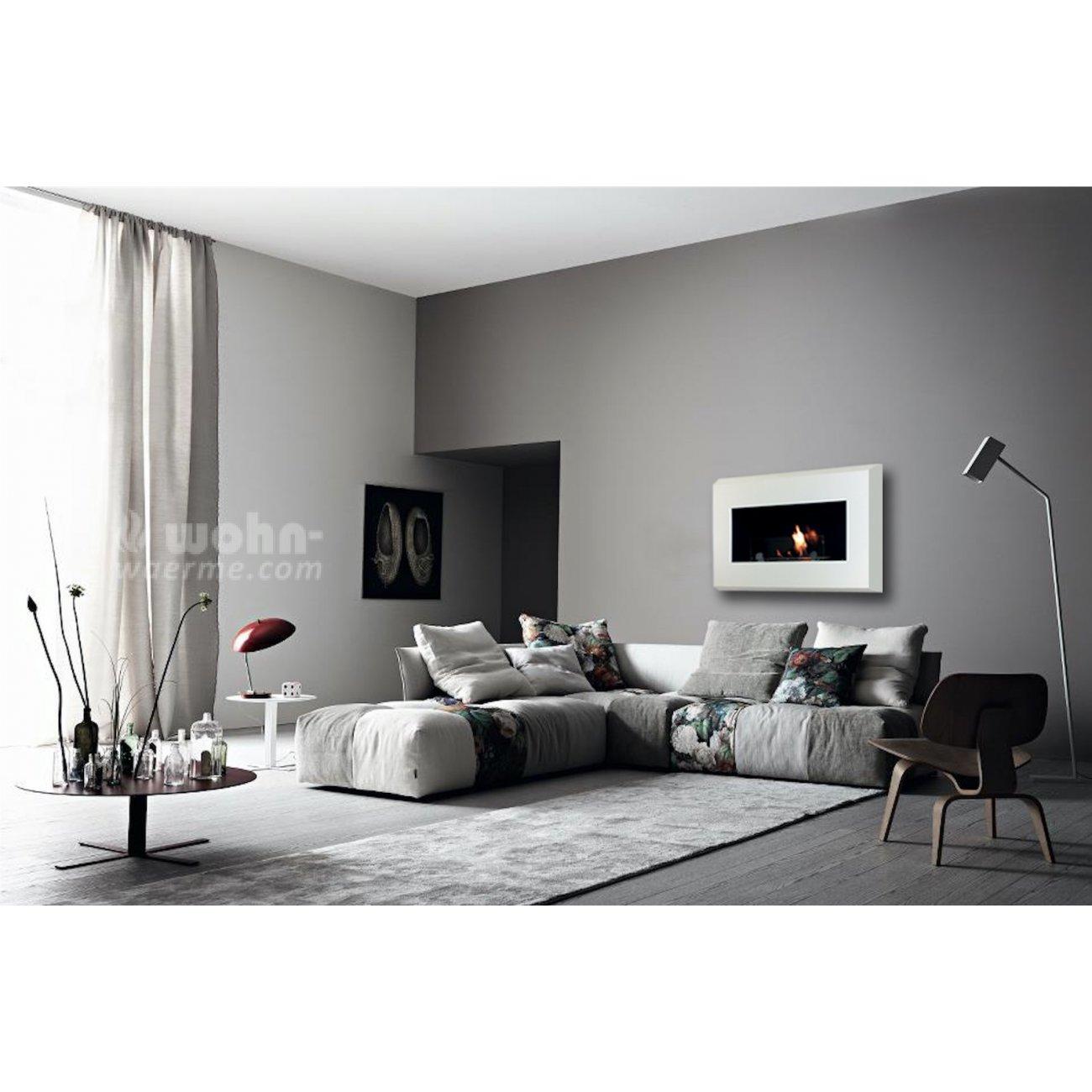 ethanolkamin raffaello von biokamino modern und sicher. Black Bedroom Furniture Sets. Home Design Ideas