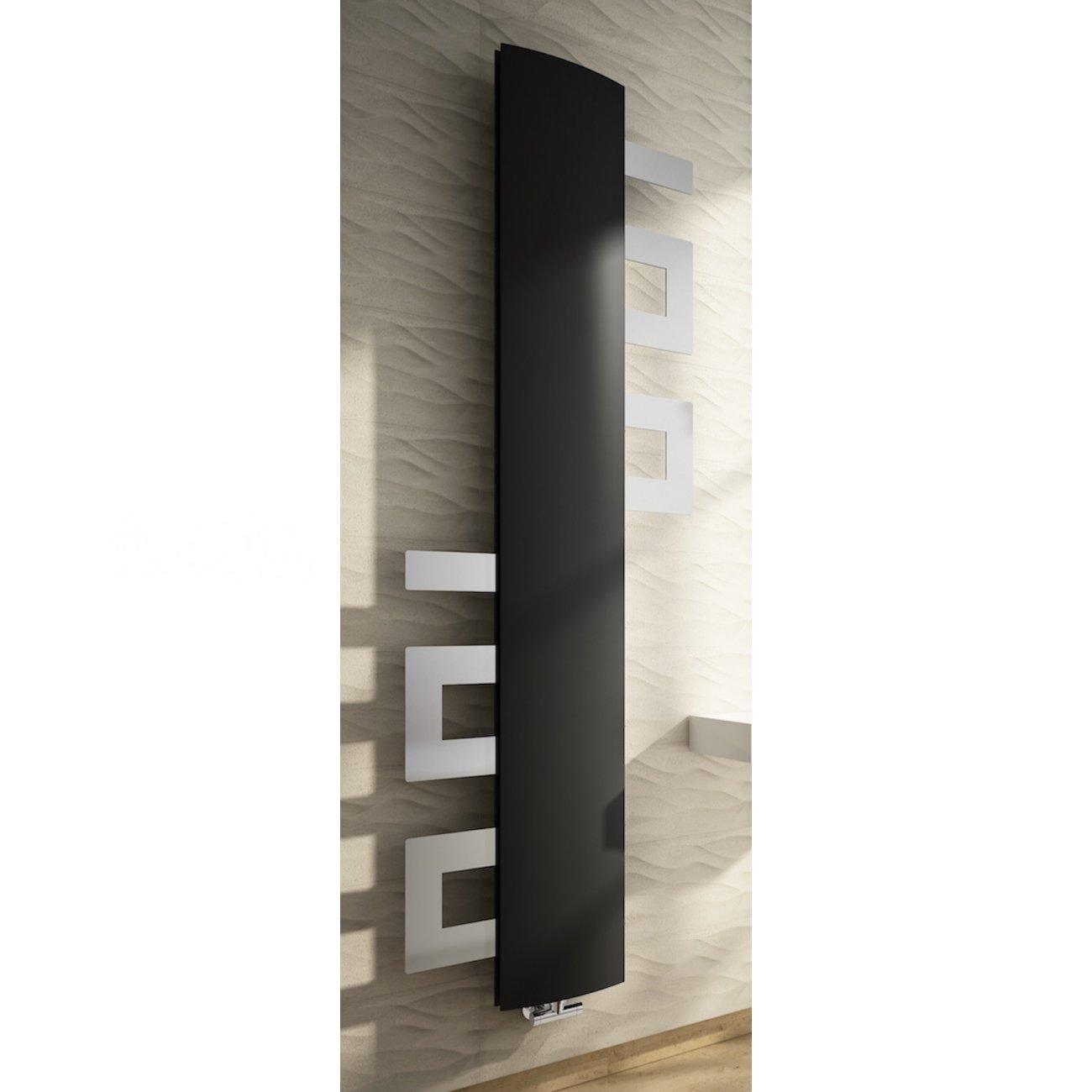 ad hoc ciabo heizk rper mit ausziehbarem handtuchhalter. Black Bedroom Furniture Sets. Home Design Ideas