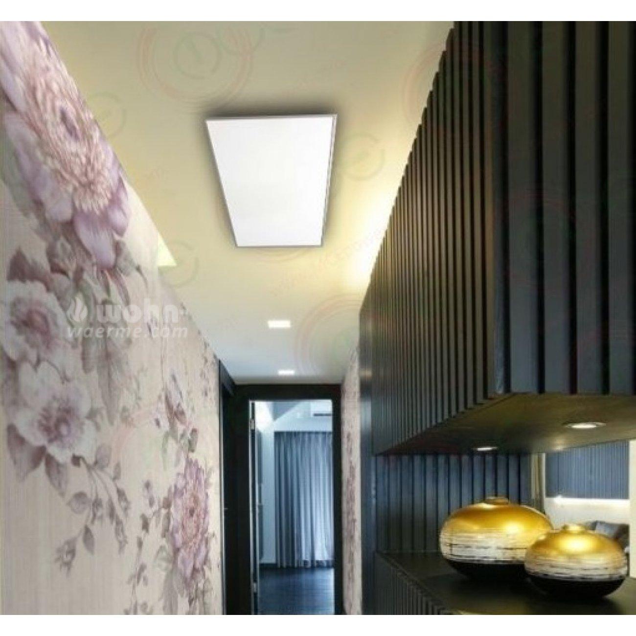 infrarot heizpaneele f r die decke. Black Bedroom Furniture Sets. Home Design Ideas
