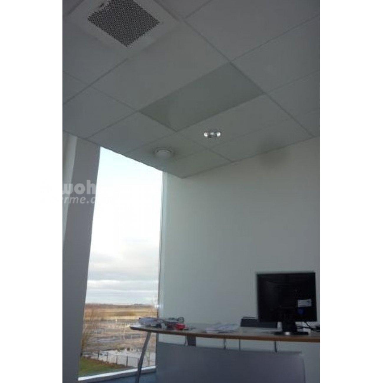 infrarot heizpaneel f r die decke von infralia. Black Bedroom Furniture Sets. Home Design Ideas
