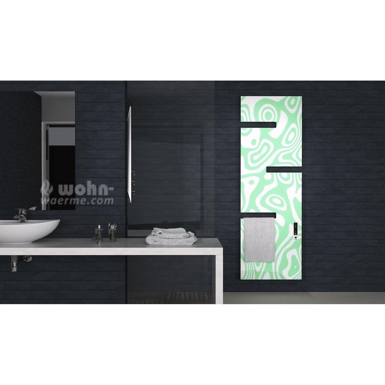 infrarotheizung als glasheizk rper die neue art der heizung. Black Bedroom Furniture Sets. Home Design Ideas