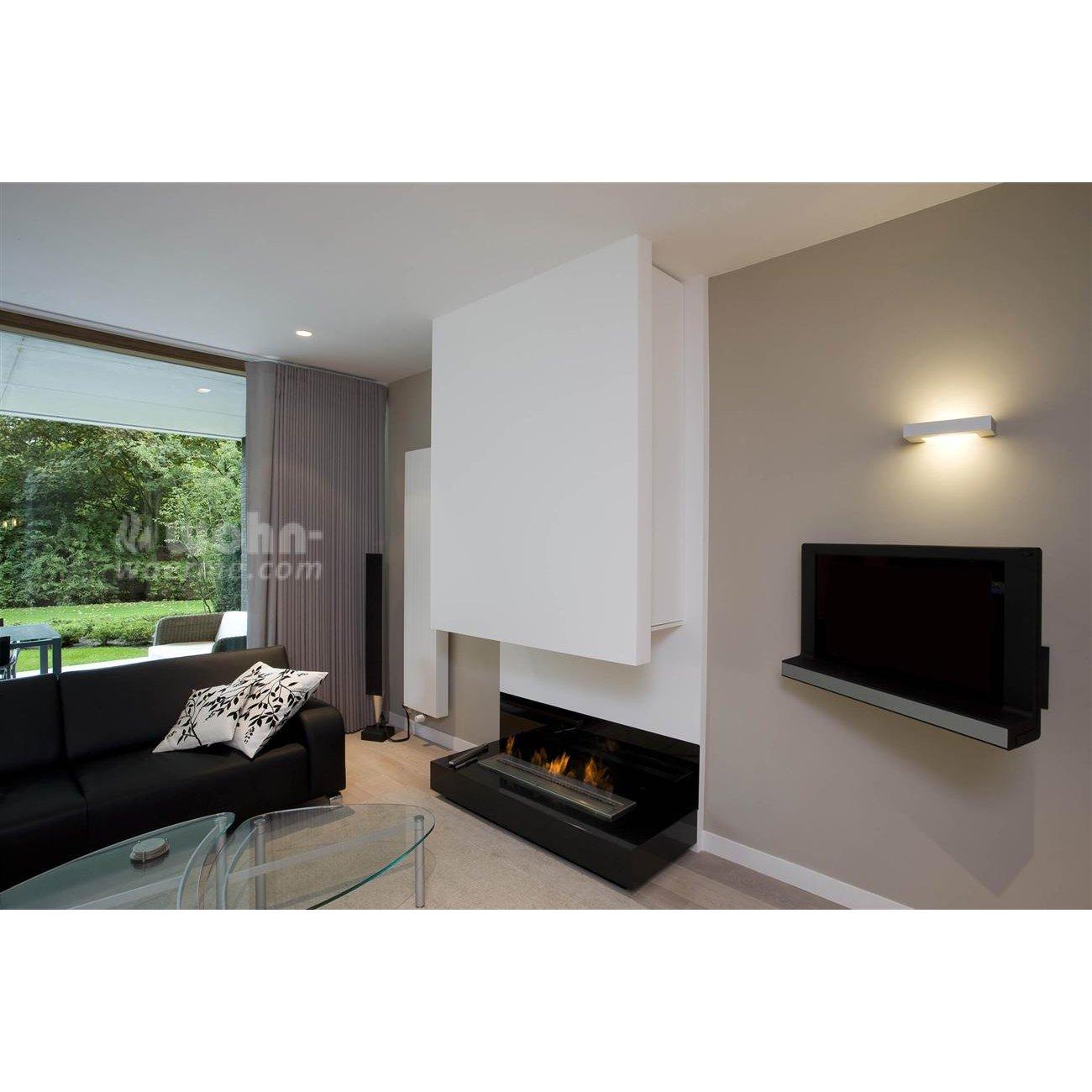 ecosmart ethanol burner l nglich x serie. Black Bedroom Furniture Sets. Home Design Ideas