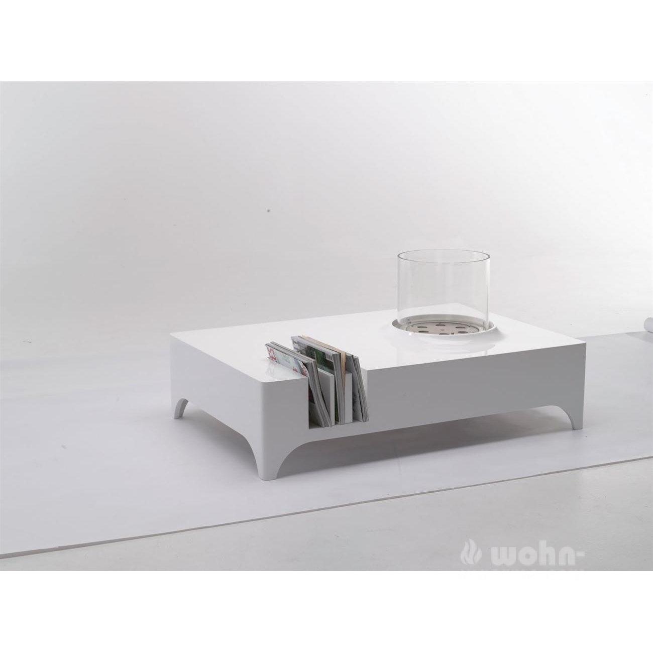 Glammfire vulcanu bioethanol lounge tisch for Lounge tisch design