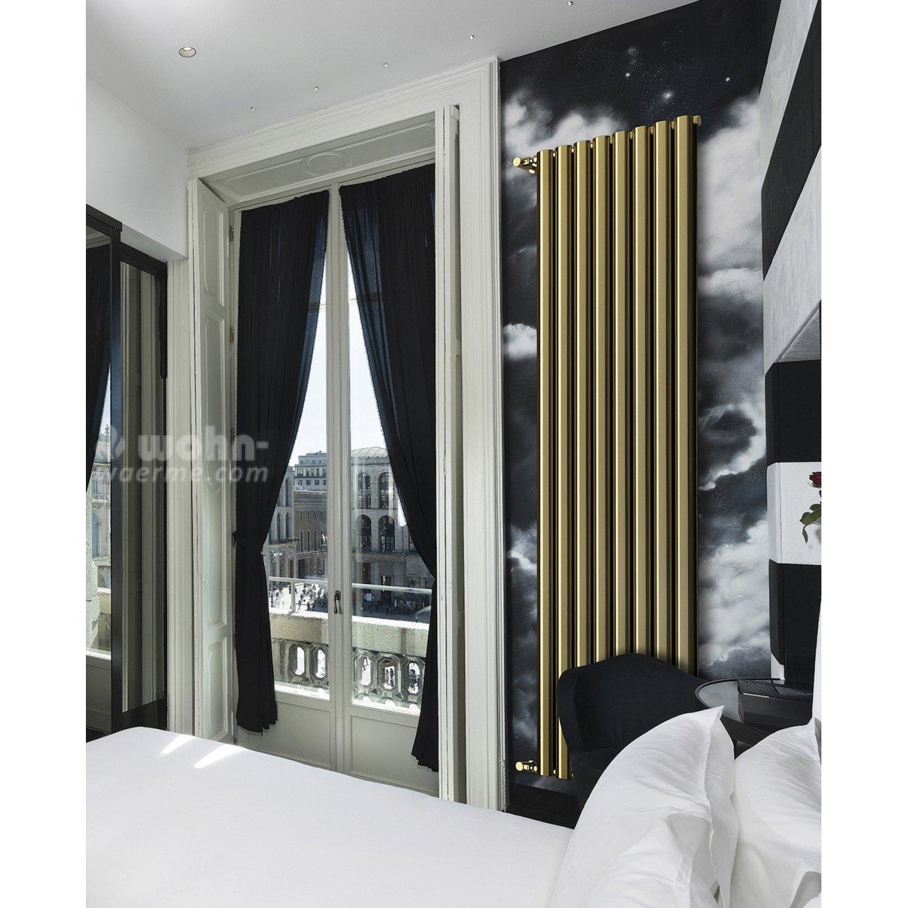 k8 radiatori circle moderner heizk rper aus aluminium. Black Bedroom Furniture Sets. Home Design Ideas