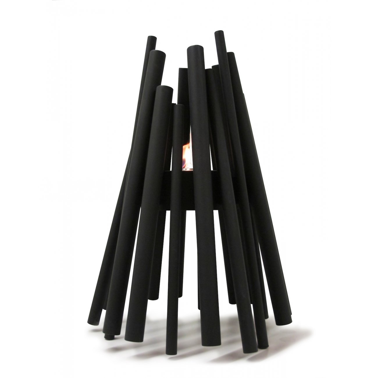 ecosmart stix outdoor ethanol feuerstelle. Black Bedroom Furniture Sets. Home Design Ideas