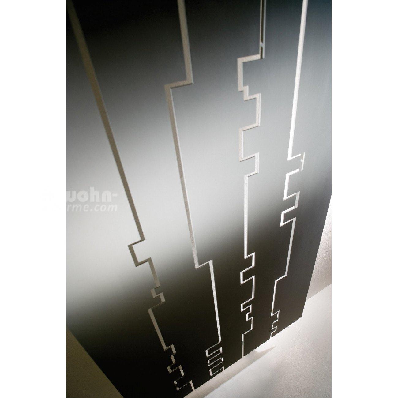 ad hoc random design heizk rper platte aus aluminium. Black Bedroom Furniture Sets. Home Design Ideas