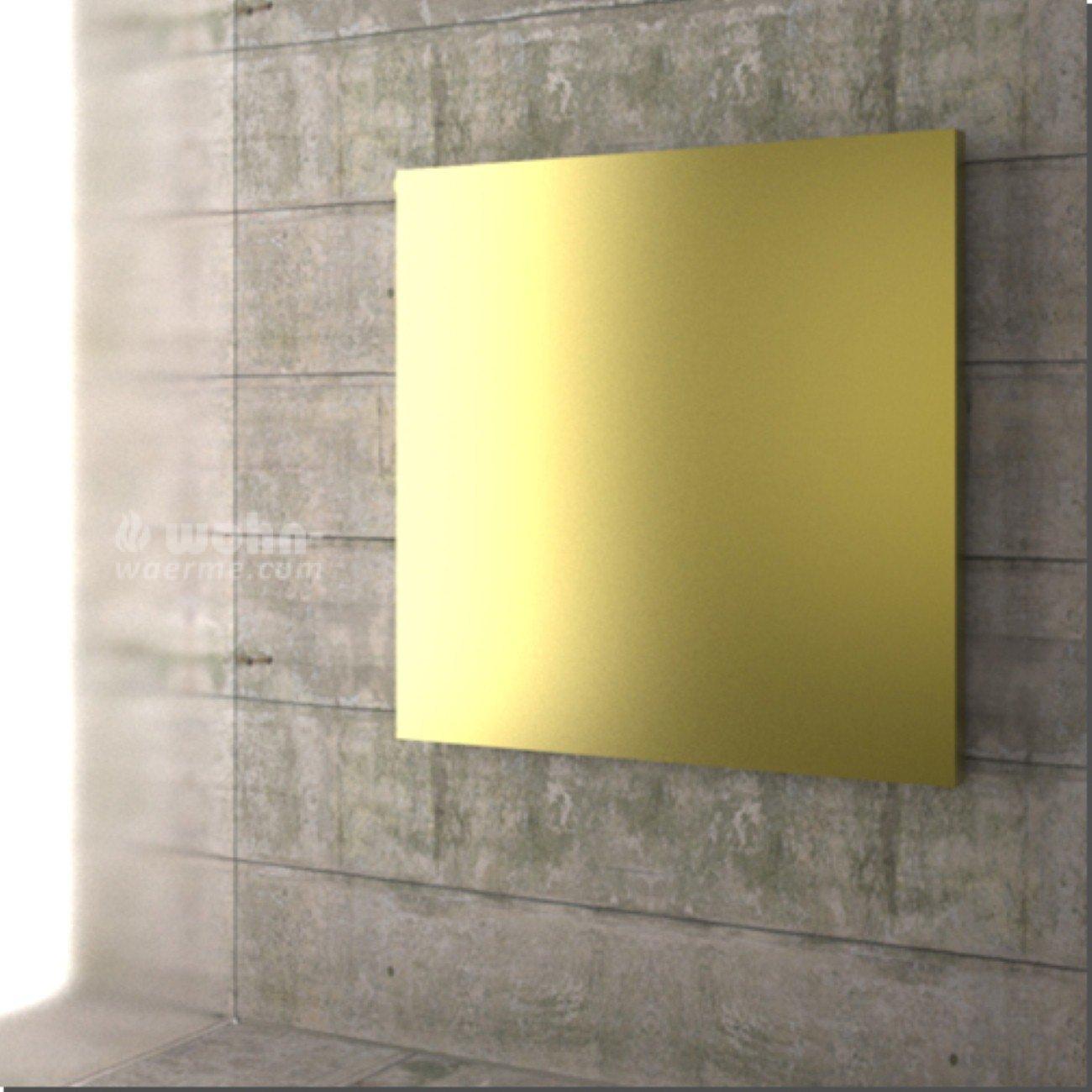 der wall ist ein minimlistischer plattenheizk rper. Black Bedroom Furniture Sets. Home Design Ideas