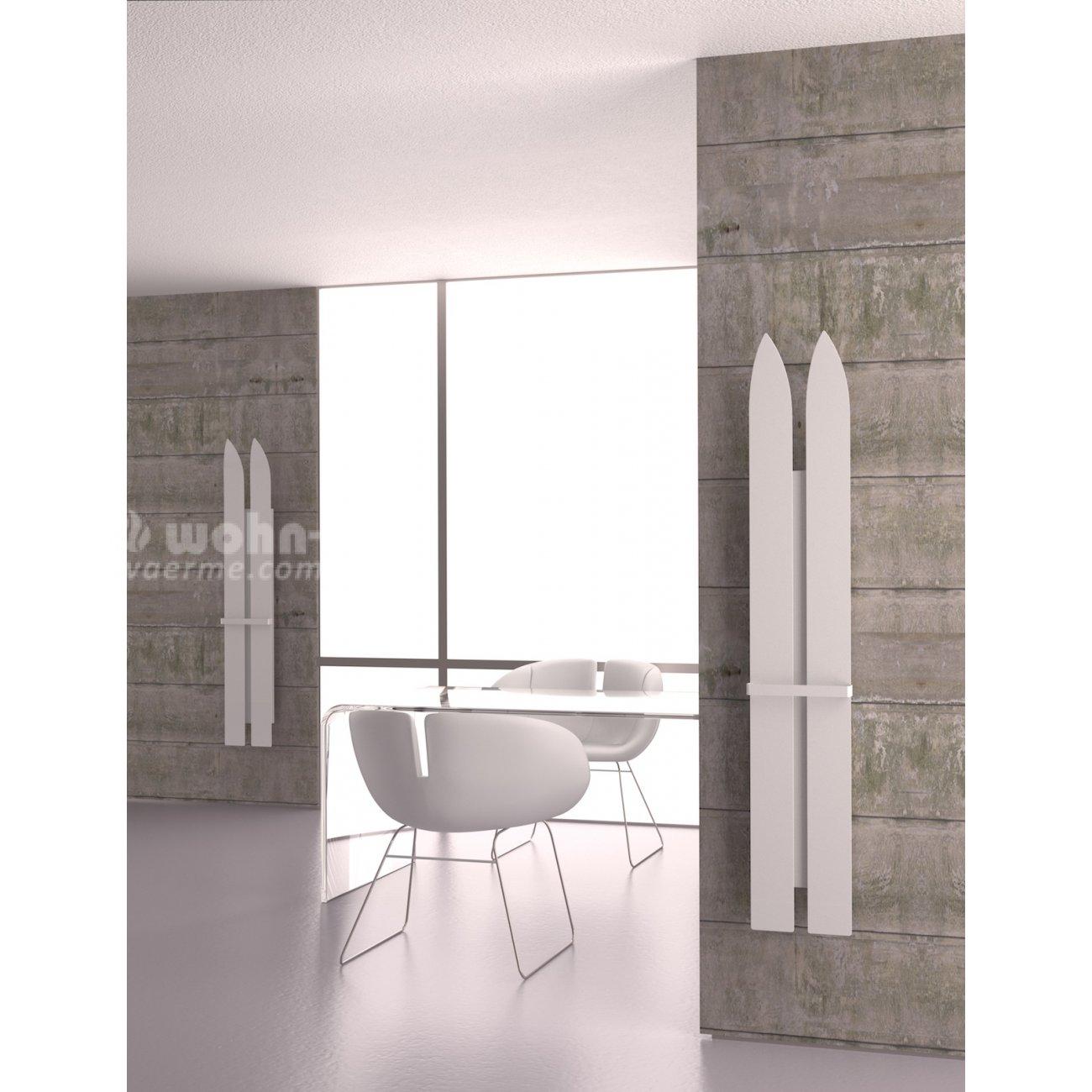 der designheizk rper ski von k8 radiatori im ski design. Black Bedroom Furniture Sets. Home Design Ideas