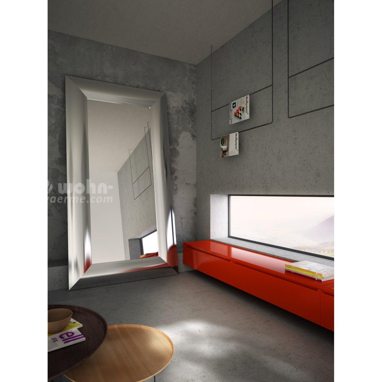 ad hoc mirror spiegel heizk rper mit alurahmen. Black Bedroom Furniture Sets. Home Design Ideas