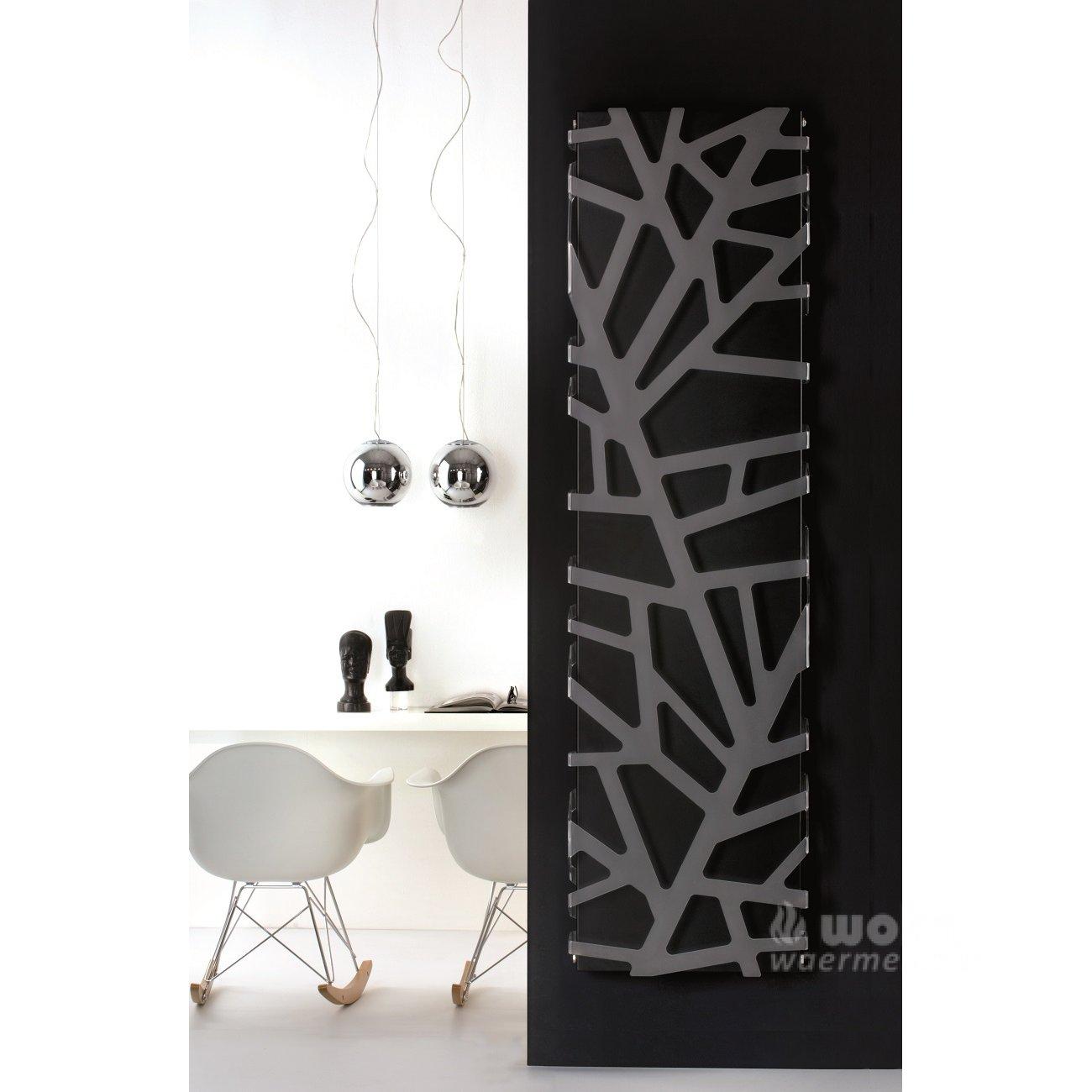 Design Heizkörper Flur Beautiful Design Heizung Wohnzimmer: Caleido FLORA Wandheizkörper