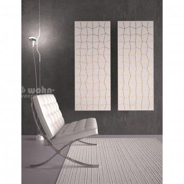 designheizk rper yin trama von k8 radiatori der d nne. Black Bedroom Furniture Sets. Home Design Ideas