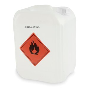 Bioethanol Kamin Brennflüssigkeit (nur DE)