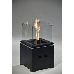 Pellet Feuerstelle Cube