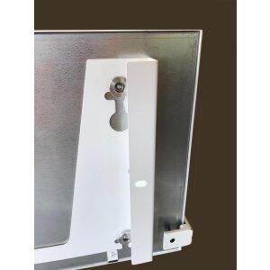 Infrarotheizelement aus Metall 570x570, 360 Watt