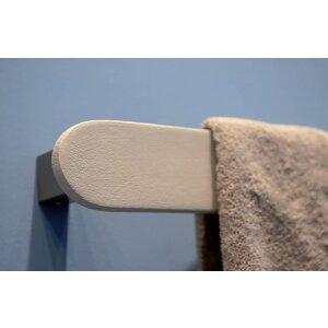 Elektrischer Handtuchwärmer aus Betonkiefernharz