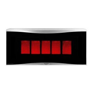 Design Heizstrahler Gas mit Infrarot Technik der Platinum Serie