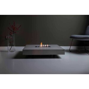 Feuertisch aus Beton Tabula Ignis von CO33