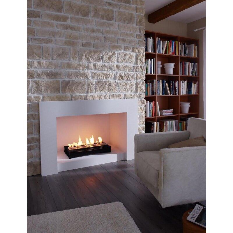 design ethanolkamin einsatz decoflame ascot lux. Black Bedroom Furniture Sets. Home Design Ideas