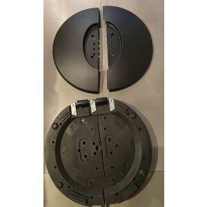 Design Infrarot Heizstrahler Apollo mit Licht