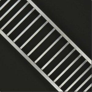 K8 RADIATORI TIRAMOLLA Handtuchwärmer mit klaren Linien