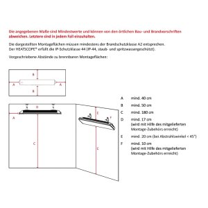 Heatscope Vision Design Terrassenstrahler