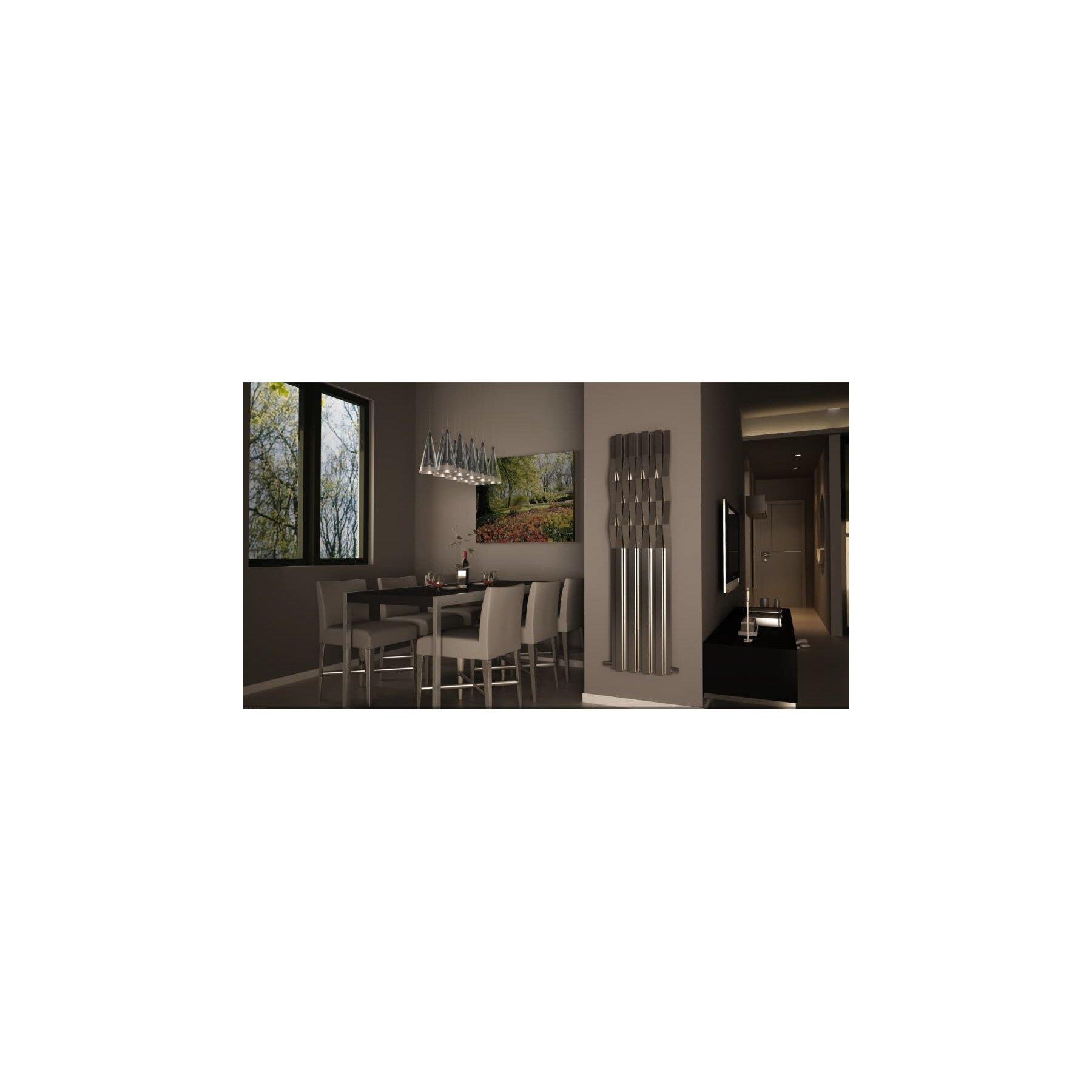 designheizk rper aus edelstahl. Black Bedroom Furniture Sets. Home Design Ideas