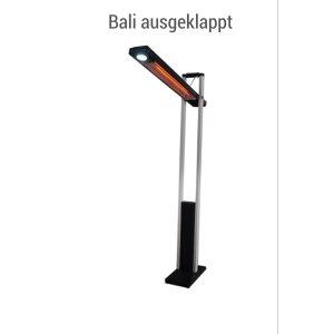 Portabler Infrarot Designheizstrahler Bali mit LED - das Orginal mit 2000 Watt