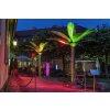 Luxus Designheizstrahler Königspalme auch mit Infrarot Heizstrahler und LED
