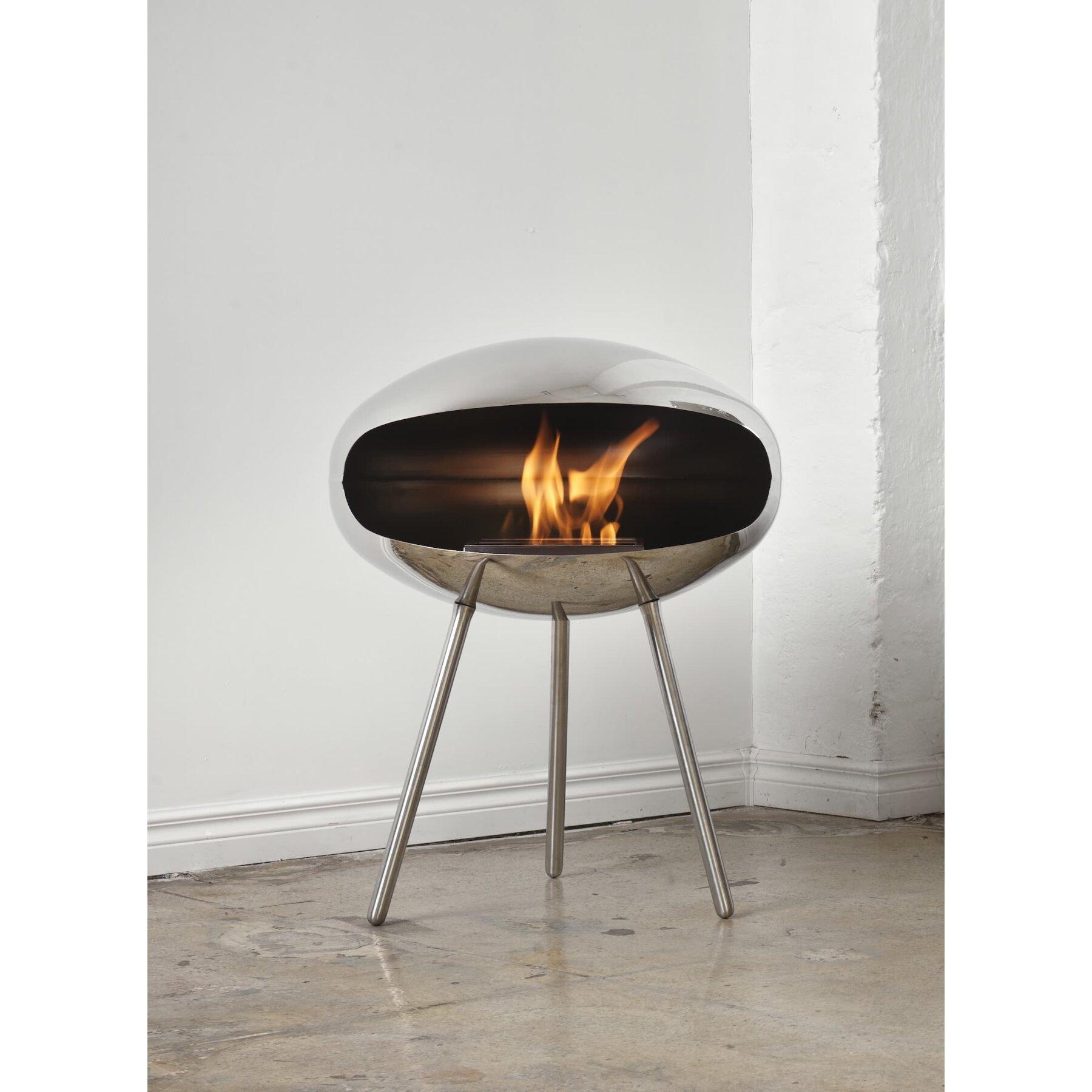 cocoon fire terra design ethanolkamin stehend. Black Bedroom Furniture Sets. Home Design Ideas