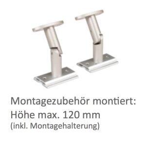 Heatscope Vision Design Terrassenstrahler weiss manuell 3200 Watt