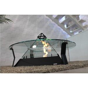 Ethanol Standkamin Louvre von bioKamino