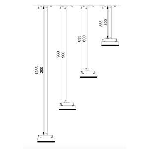 Heatstrip Verlängerung 1200 mm