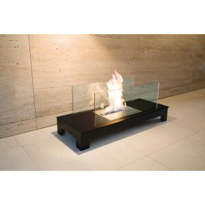 Boden Ethanolkamin Radius Design Floor Flame