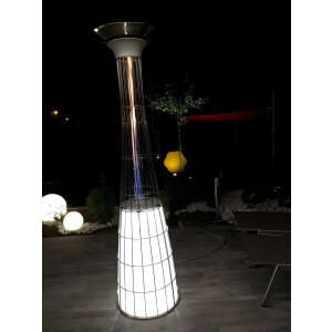 Luxus Heizstrahler Lightfire Dolcevita