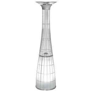 Design Heizstrahler Lightfire Dolcevita Erdgas (Leitung)...