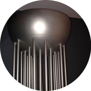 Luxus Designheizkörper Ferrum Objekte-Zeta