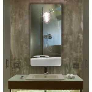 Spiegel Infrarotheizung in elegantem Design