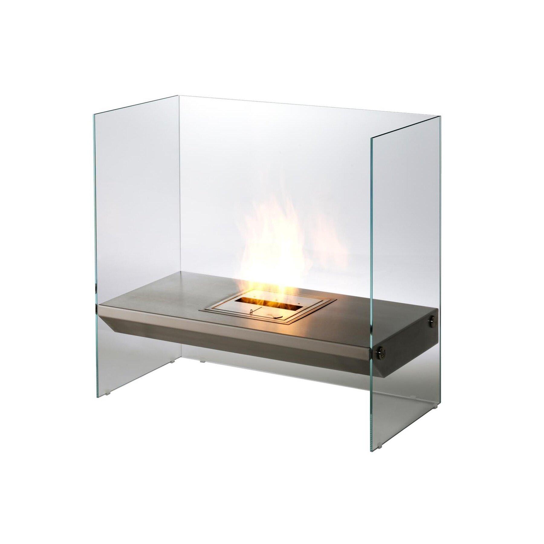 glas ethanol stand kamin ecosmart igloo. Black Bedroom Furniture Sets. Home Design Ideas