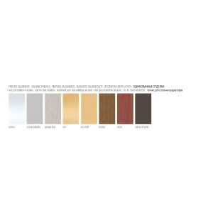 K8 RADIATORI TRAMA Heizkörper nicht nur für das Bad andere Grössen und andere Farben